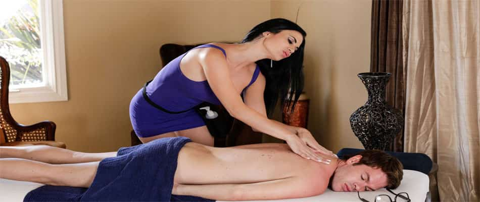 Hot Female Massage